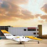 HondaJet - най-добрият лек бизнес самолет в класа си