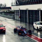Пилотите от Формула 1 избраха Civic Type R