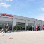 Новият дом на Honda в Пловдив