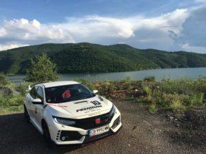 TopGear и Bri4ka избраха Type R за Premium Rally София – Св. Влас