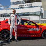 Дженсън Бътън с пети рекорд от Civic Type R Challenge 2018