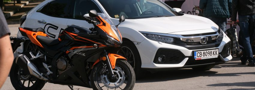 Honda открива учебната година във ВТУ
