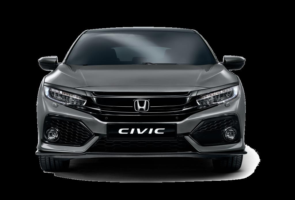 Honda Civic Hatchback Polished Metal Metallic