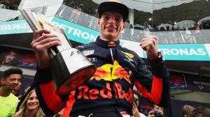Верстапен печели подиум за Honda при дебюта с Red Bull
