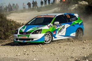 Diamo  и Honda Civic Type-R започват сезона с международното Рали България