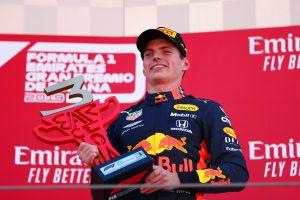 Red Bull Racing с двигател на Honda с втори подиум във Формула 1