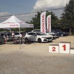 Щандът ни на Национален събор Honda Brothers