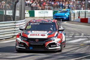 WTCR: Емоционална първа победа на Тиаго Монтейро със Civic Type R TCR