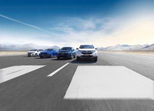 Honda представя гамата си и CR-V Hybrid на Международния технически панаир в Пловдив