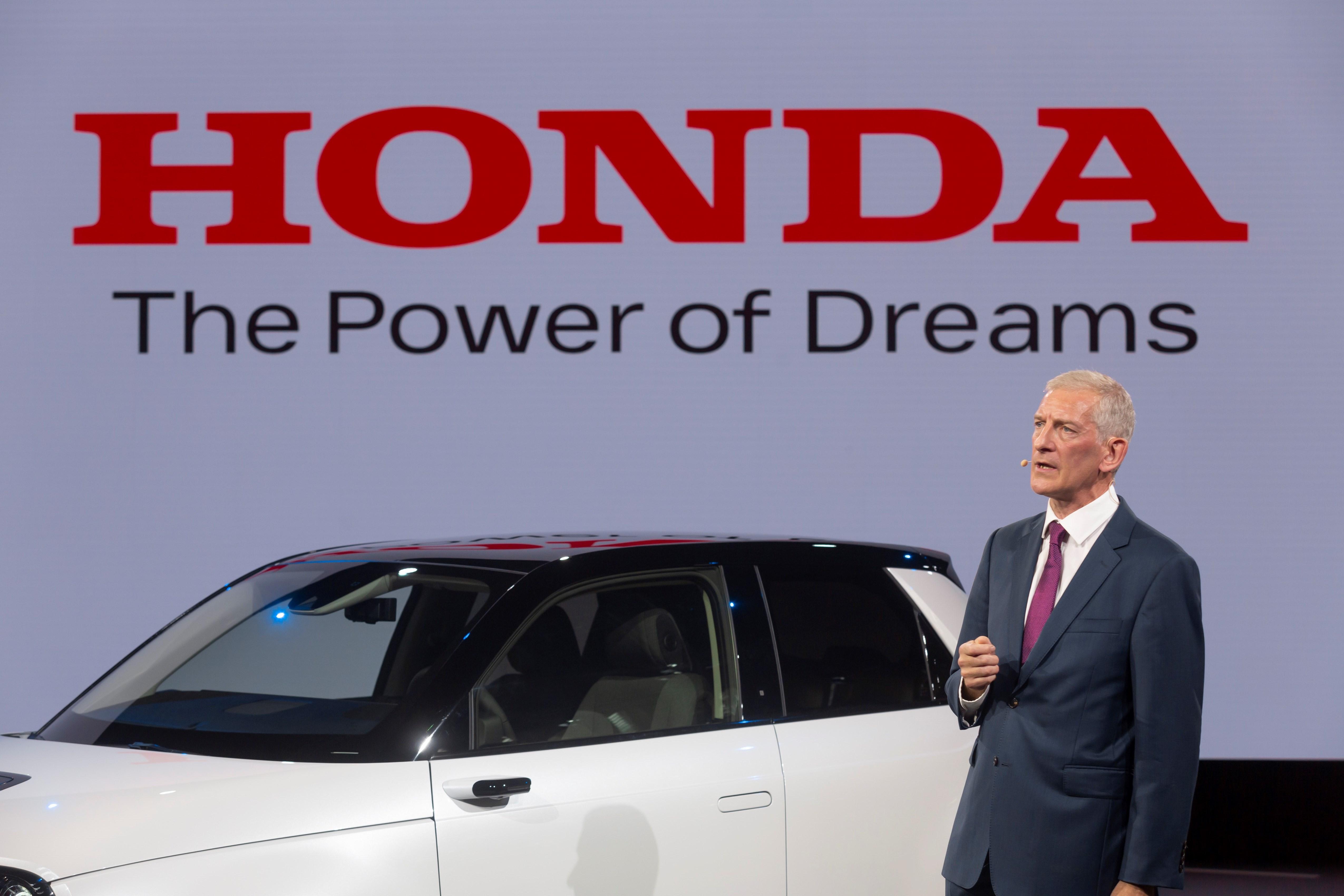 Honda на Автосалон Франкфурт 2019