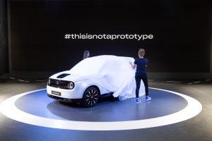 Автосалон Франкфурт 2019: Серийният Honda e - #thisisnotaprototype!
