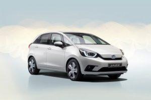 Новият Jazz зарежда с електричество гамата Honda