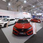 Honda на Автомобилен салон София 2019