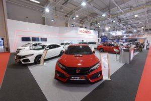 Honda ви очаква в зала 2 на Автомобилен салон София 2019