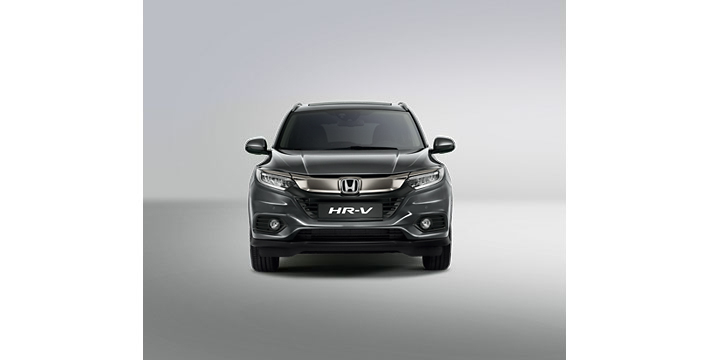 Honda HR-V_Platinum Grey Metallic