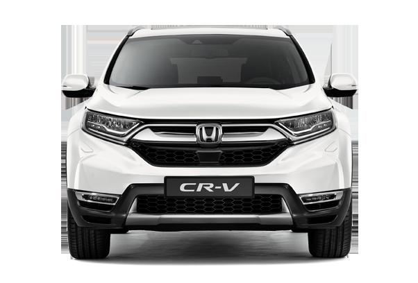 Honda CR-V_Platinum White Pearl