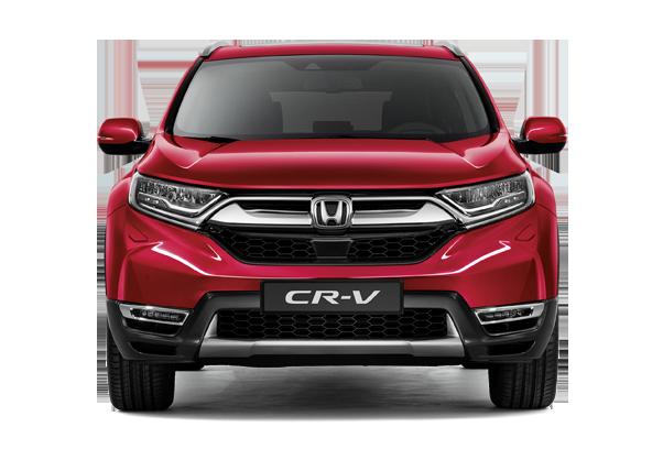Honda CR-V_Premium Crystal Red Metallic