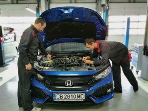 Кои са най-добрите механици на Honda в България?