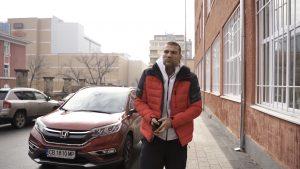 Honda превоз за мача Пулев - Уебстър