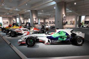 Музеят на Honda или работа - мечта за Кунийоши Ивата