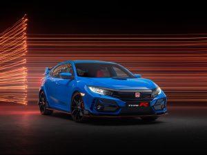 Honda представи обновения Civic Type R
