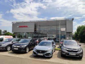 Шоурумите и сервизите на Honda работят при засилени хигиенни мерки