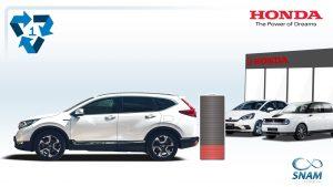 """Honda Hybrid и EV Battries дават """"втори живот"""" с нова инициатива за рециклиранe"""
