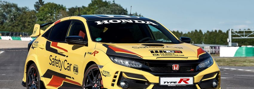 Honda Civic Type R Limited Edition Safety Car