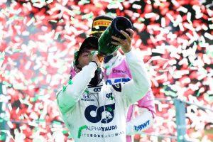 Формула 1: Първа победа на Пиер Гасли в Гран при на Италия