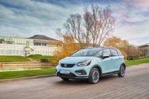Новият Honda Jazz Crosstar пристигна в България